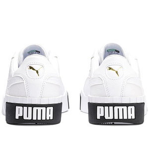 Puma Puma Cali Schwarz Weiß