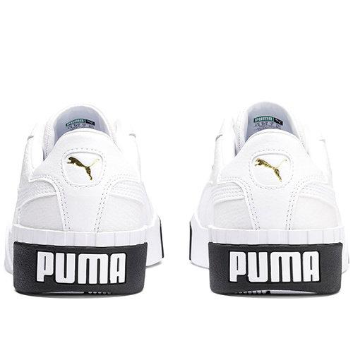Puma Puma Cali Wit Zwart
