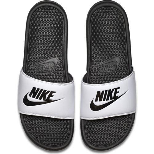 Nike Nike Benassi Just Do It Wit Zwart