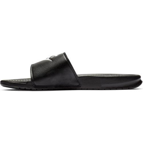 Nike Nike Benassi Just Do It Zwart Wit