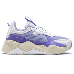Puma Puma RS-X Tech Wit Lavendel