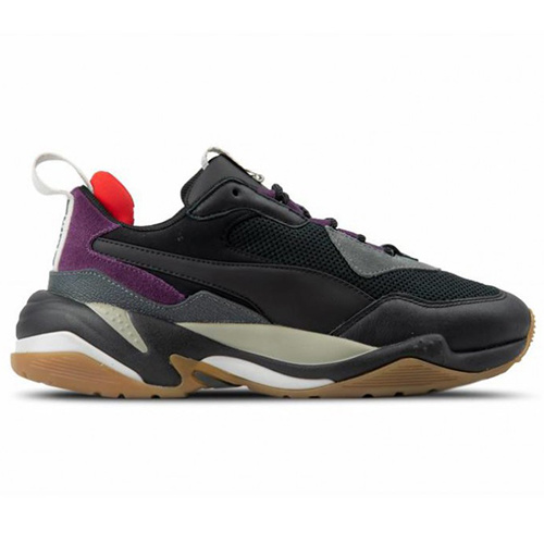 Puma Thunder Spectra Black Purple l