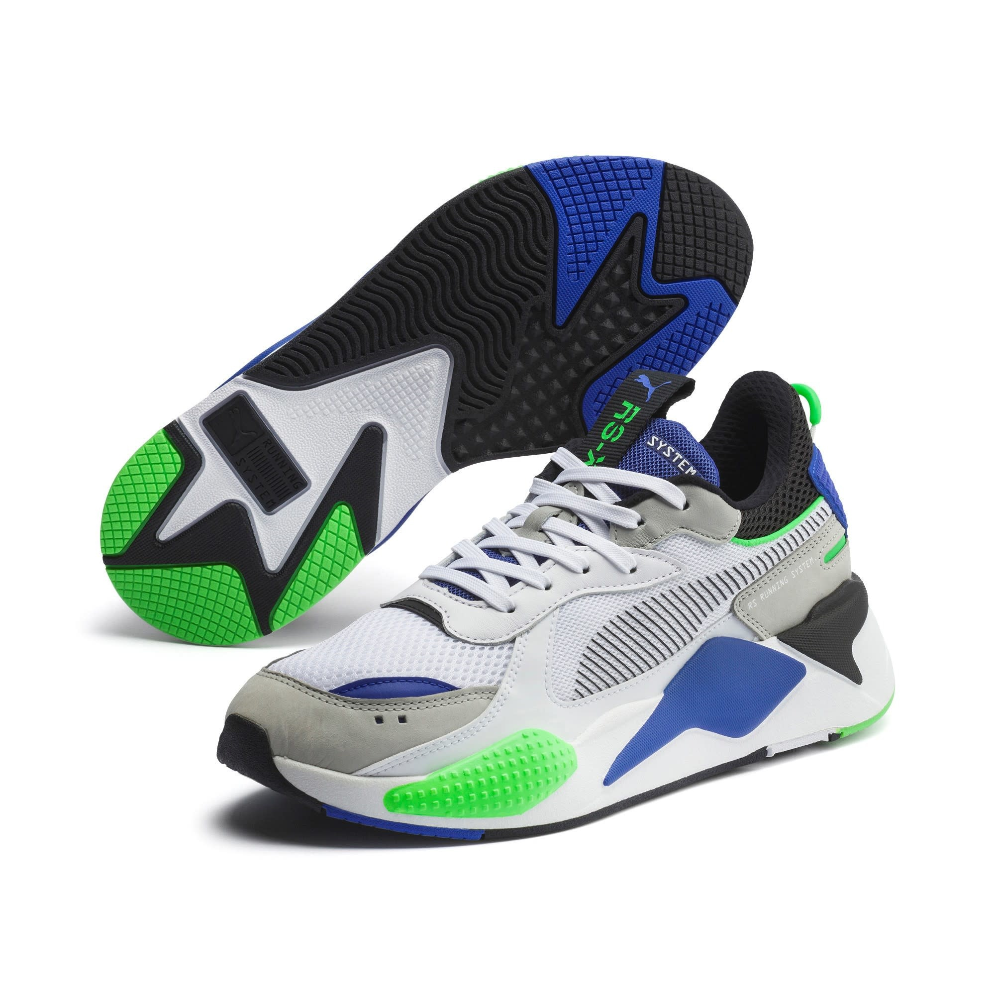 Puma Puma RS-X Toys White Blue