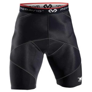 McDavid McDavid 8200 Cross Compressie Short Zwart