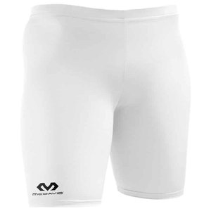 McDavid McDavid 704 Women Compression Short White