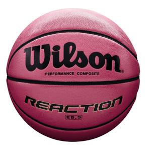 Wilson Wilson Reaction pink Indoor / Outdoor Basketball (6)