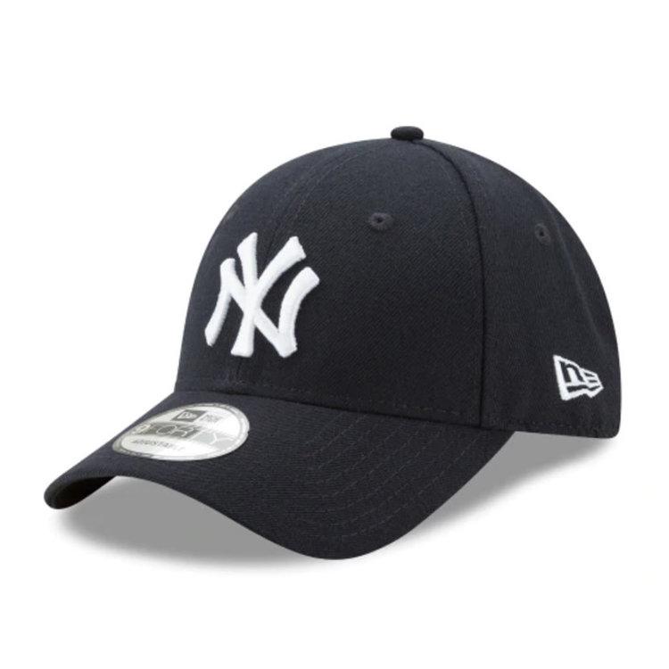 New Era New Era New York Yankees MLB 9Forty Cap Schwarz Weiss