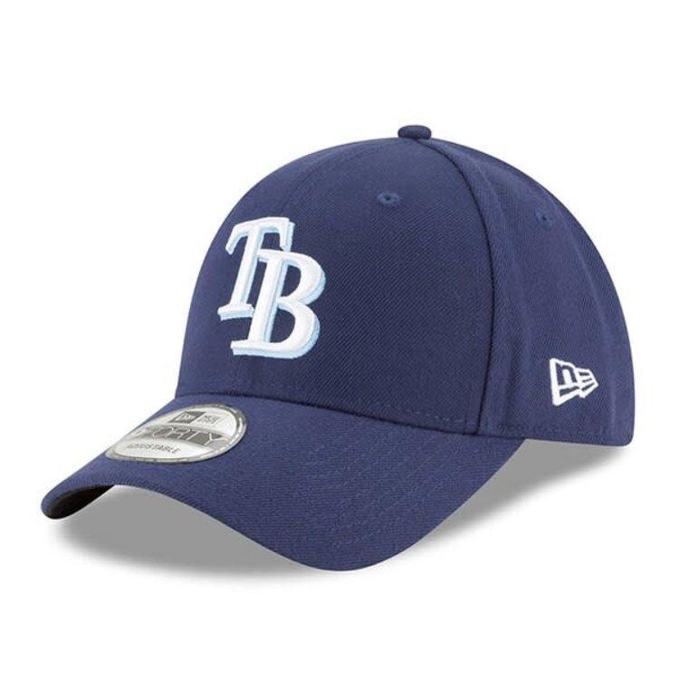 New Era New Era Tampa Bay Rays MLB 9Forty Cap