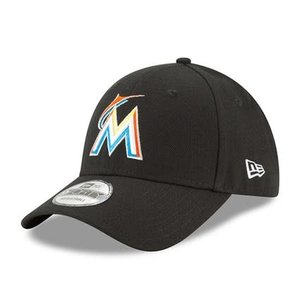 New Era New Era Miami Marlins MLB 9Forty Pet The League