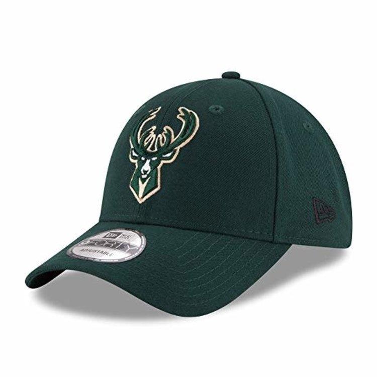 New Era New Era Milwaukee Bucks NBA 9Forty Cap