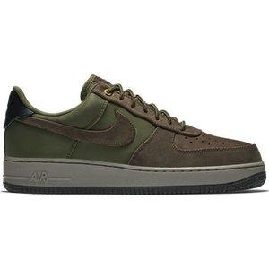 Nike Nike Air Force 07 Premium Donkergroen