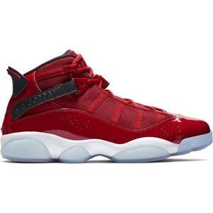 Jordan Jordan 6 Rings Red White