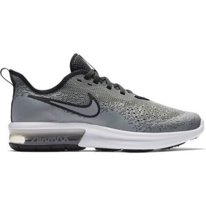 Nike Nike Air Max Sequent GS Grijs Wit