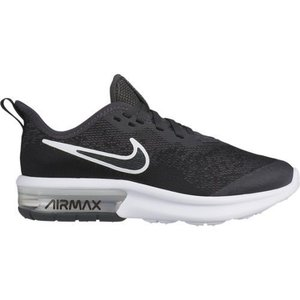 Nike Nike Air Max Sequent GS Zwart Wit