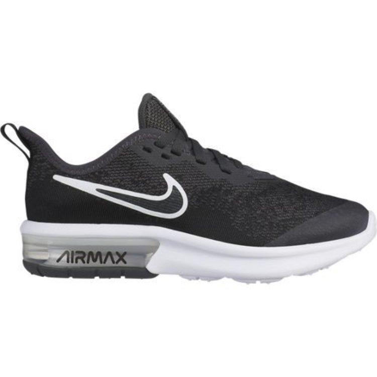 Nike Nike Air Max Sequent GS Schwarz Weiß