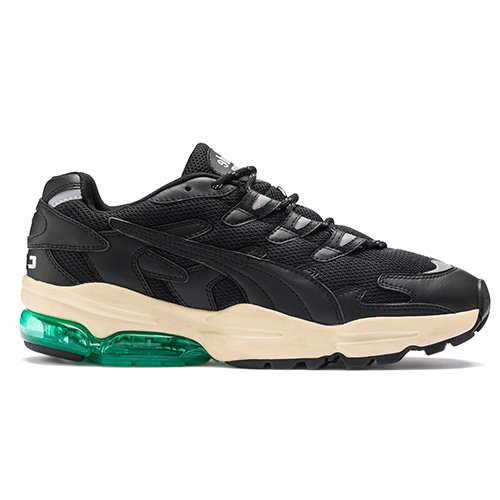 Puma Puma Cell Alien Rhude Black Green