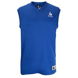 Burned Burned Einseitig Jersey Blau
