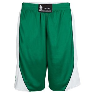 Burned Burned Double Sided Short Green White