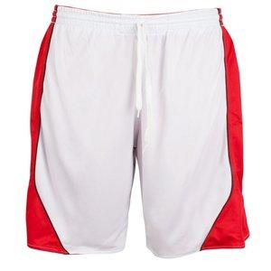 Burned Burned Beidseitig Short Rot Weiß