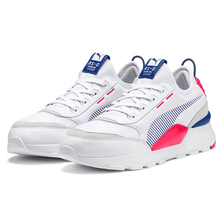 Puma Puma RS-0 Core Wit Roze