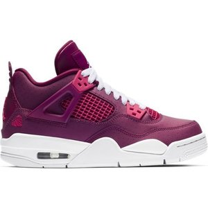 Jordan Nike AIr Jordan 4 Paars Wit