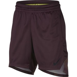 Nike Basketball Nike Elite Dames Dri-Fit Short Bordeaux