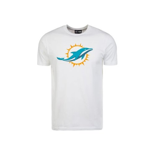New Era New Era Tee Miami Dolphins Weiss (XS)