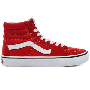 Vans Vans Sk8-Hi Rot weiß
