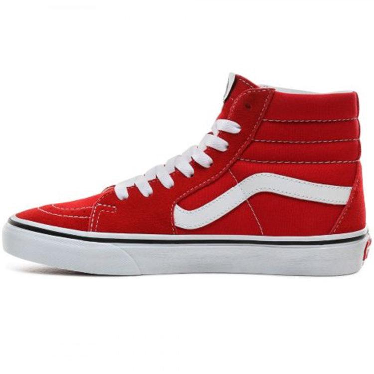 Vans Vans Sk8-Hi Red White