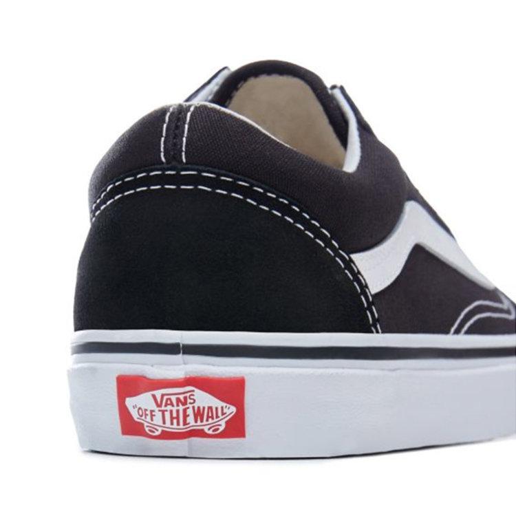 Vans Vans Old Skool Zwart Wit