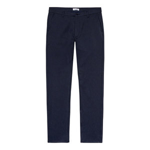 Woodbird Woodbird Steffen Twill Pantalon Navy Blau