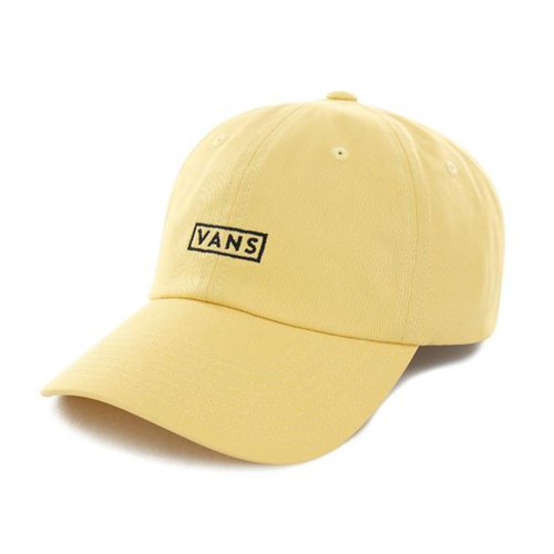 Vans Vans Curved Cap 6-Panel Gelb