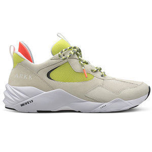 Arkk ARKK Kanetyk Suede  Off-white Yellow