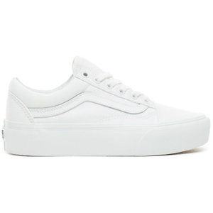 Vans Vans Old Skool Platform Wit