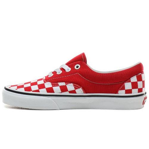 Vans Vans Era Checkerboard Rood