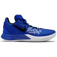 Nike Kyrie Flytrap II Blauw Zwart Wit