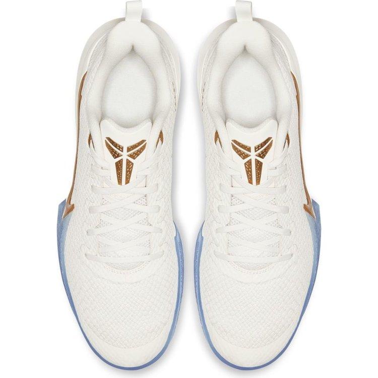 Nike Basketball Nike Mamba Focus Gebroken Weiß Gold