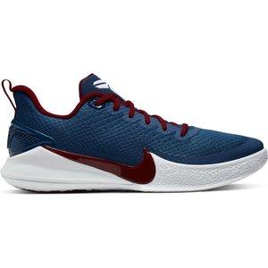 Nike Basketball Nike Mamba Focus Blau Rot Weiß