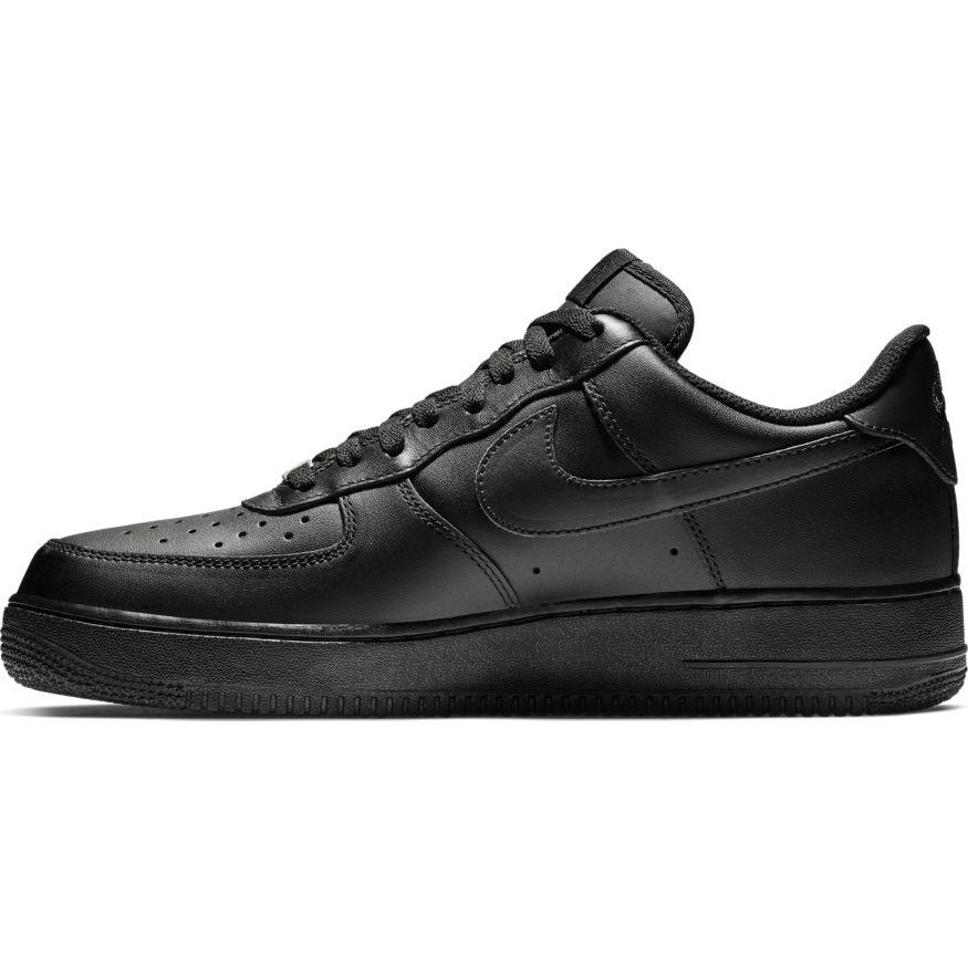 Nike Nike Air force 1 Black (GS)