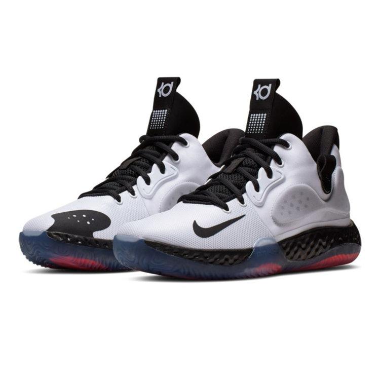 Nike Basketball Nike KD Trey 5 VII Zwart Wit Grijs Crimson