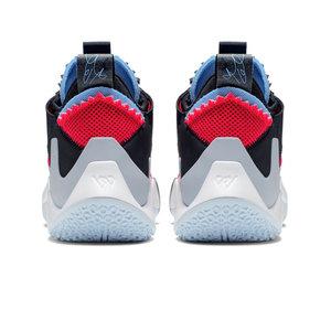 Jordan Basketball Jordan Why Not Zer0.2 SE Fel Rood Zwart Wit