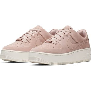 Nike Nike Air Force 1 Sage Laag Beige Wit