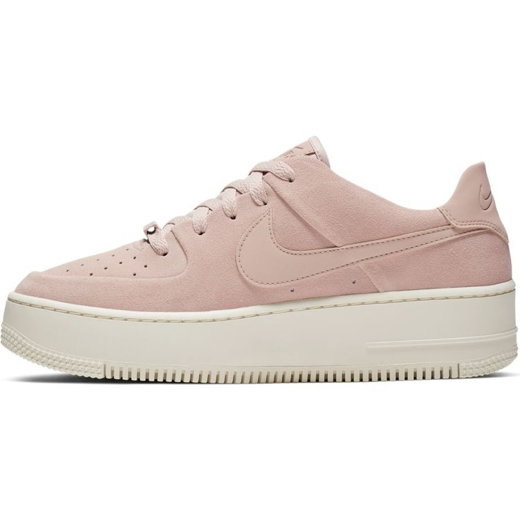 Nike Nike Air Force 1 Sage Low Beige Weiß