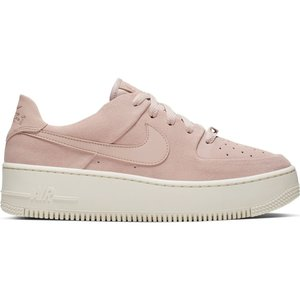 Nike Nike Air Force 1 Sage Low Beige Weiß