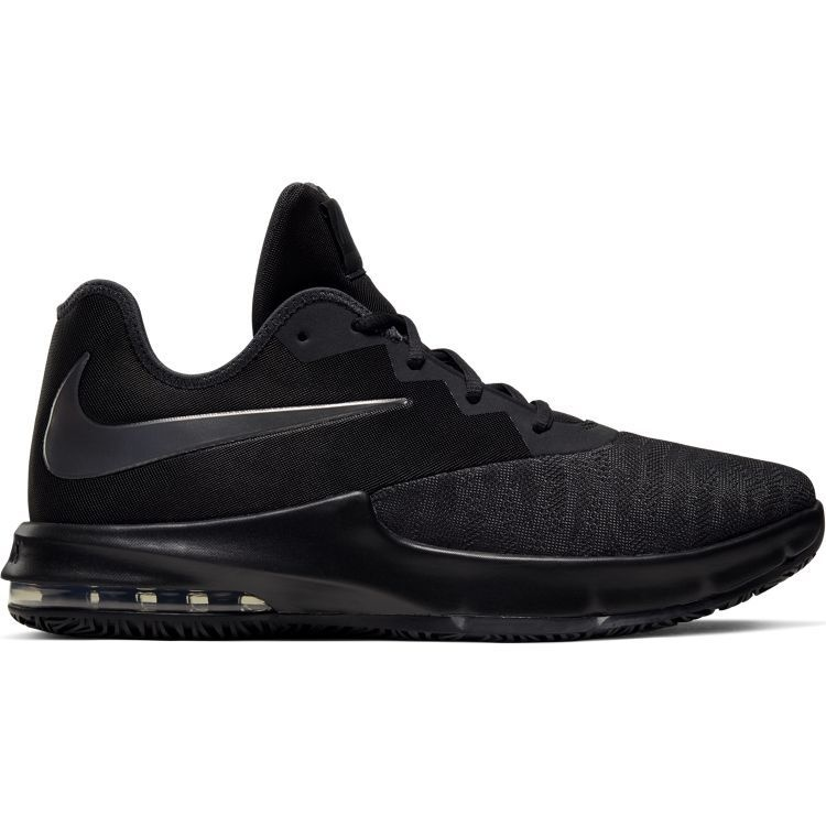 Nike Air Max Infuriate III Low Schwarz | Burned Sports |