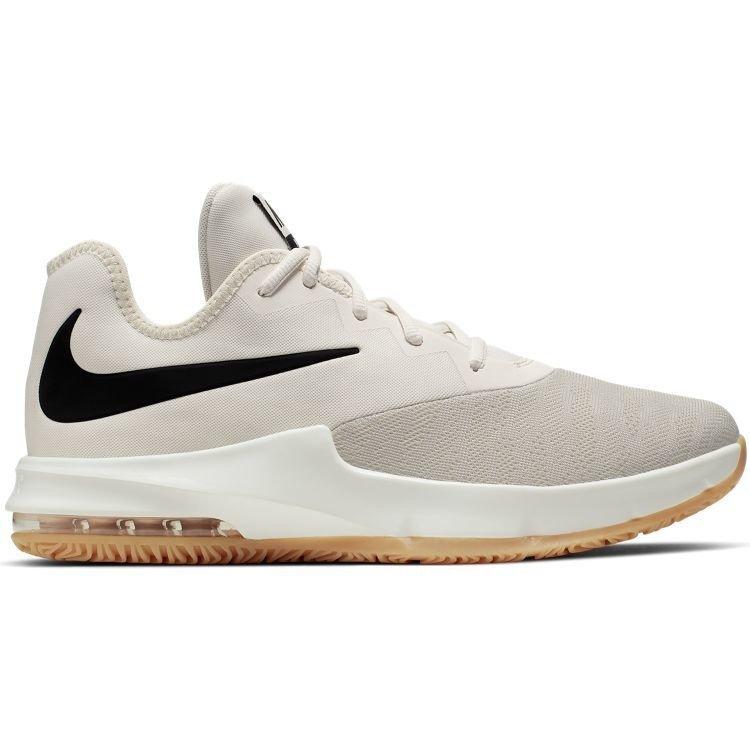 Nike Basketball Nike Air Max Infuriate III Low Braun