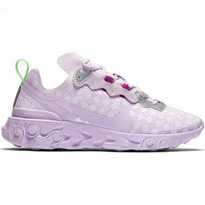 Nike Nike React Element 55 Purple