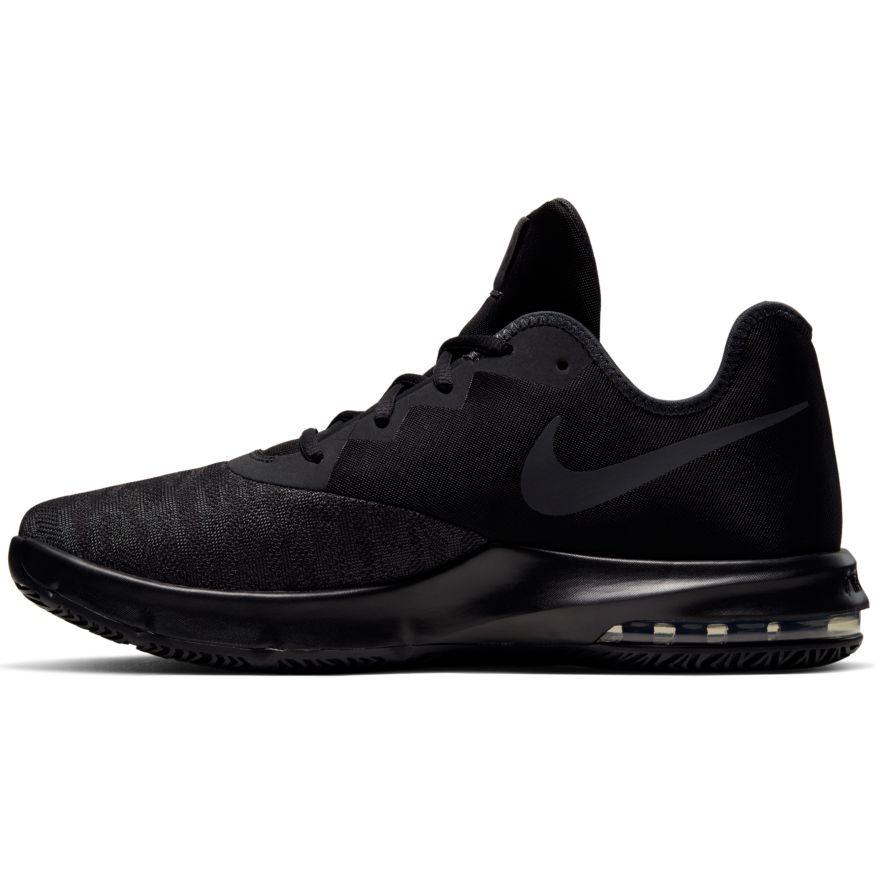 Nike Basketball Nike Air Max Infuriate III Low Schwarz
