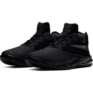 Nike Basketball Nike Air Max Infuriate III Low Zwart