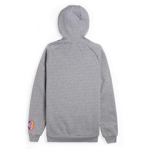 Nike Jordan DNA Pullover Hoodie Grijs